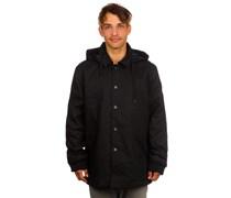 EFD Coach's Jacke schwarz