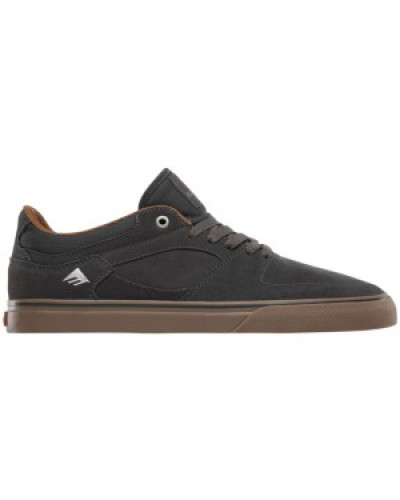 The Hsu Low Vulc Skate Shoes dark grey