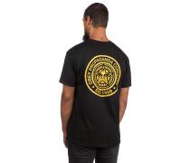 Propaganda Company T-Shirt schwarz