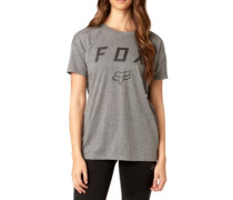 District Crew T-Shirt heather gray