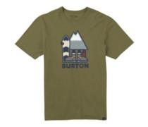 Ripton T-Shirt olive drab