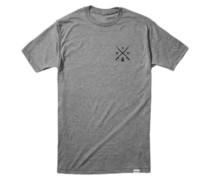 Axial T-Shirt dark heather gray