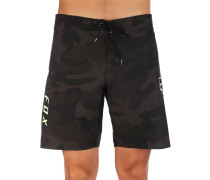 "Overhead Stretch FHE 18"" Boardshorts black camo"