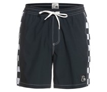 DNA Checker Arch Volley 17NB Boardshorts
