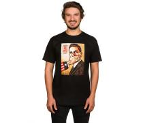 Pay Up Or Shut Up! T-Shirt schwarz
