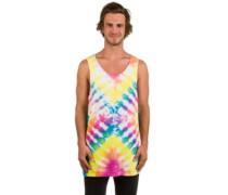 Runner Tie Dye Tank Top rainbow