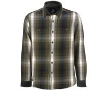Parkesburg Shirt LS olive green