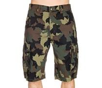 RC TS Cargo Shorts grün
