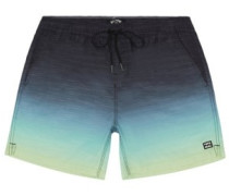 All Day Faded Layback Boardshorts citrus