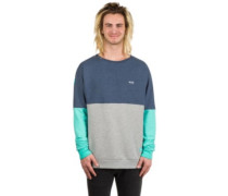 Keene Crew Neck Sweater navy multi