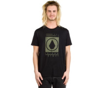 Stone Stamp T-Shirt blk