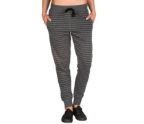 Torrin Jogging Pants black charcoal stripe