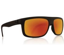 Wormser matte black Sonnenbrille schwarz