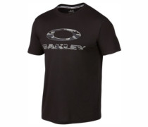 Camo Ellipse T-Shirt jet black