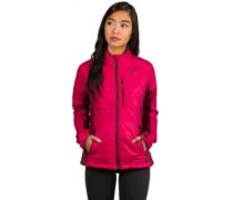 Insuloft Light Outdoor Jacket mahogany red