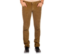 Chili Chocker Cord Pants bronze