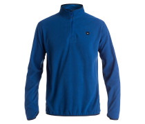 Aker Fleece Pullover blau