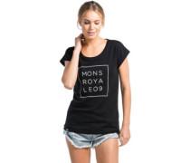 Cali Cap Square T-Shirt black