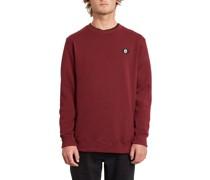 Sngl Stn Crew Sweater