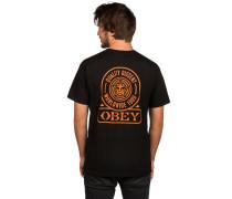 Quality Dissent T-Shirt schwarz