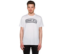 Tab T-Shirt weiß