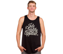 Quality Cursive Tank Top