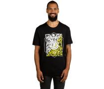 Tilt T-Shirt schwarz