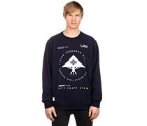 RC Crewneck Sweater blau