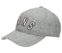 Dugout Cap gray heather