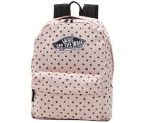 Realm Backpack sepia shibori dot