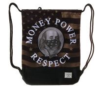 WL Money Power Respect Gymbag
