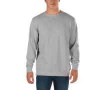 Core Basics Crew Fleece IV Sweater cement heather