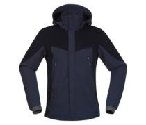 Florian Hybrid Jacket navy