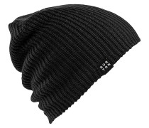 All Day Long Beanie schwarz