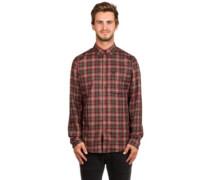 Stig Flannel Shirt LS autumn leaf