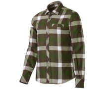 Belluno Winter Shirt LS dark flint