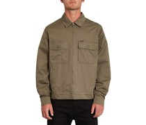 Central Drive Jacket