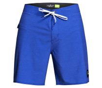 "Highline Piped 18"" Boardshorts dazzling blue"