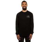 Peanuts T-Shirt schwarz