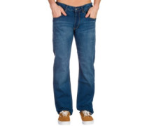 Lowfly Jeans mid blue