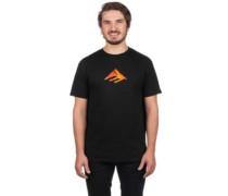 Triangle T-Shirt orange