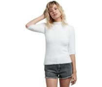 Bunney Riot Pullover star white