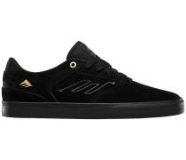 The Reynolds Low Vulc Skateschuhe schwarz