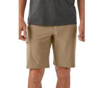 Tribune Shorts ash tan