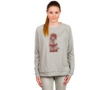 Hugla Sweater grau