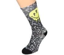 No Duh Socks black