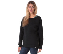 Earley Crew Sweater schwarz
