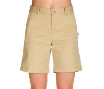 Alka Shorts braun