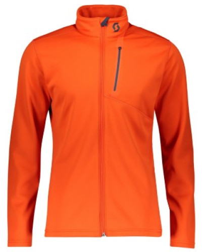 Defined Tech Outdoor Jacket tangerine orange