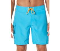 Lucas 2 Shortie Boardshorts blue